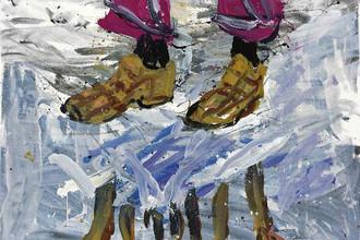 Георг Базелиц, «Зима»