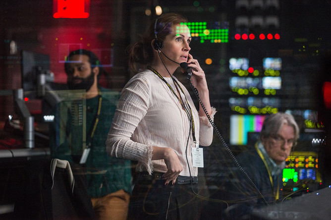 Кадр из фильма «Финансовый монстр»