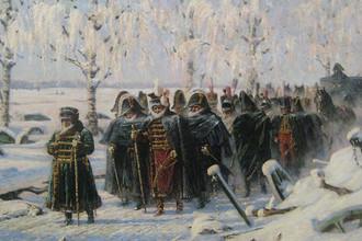 В.В. Верещагин. На большой дороге