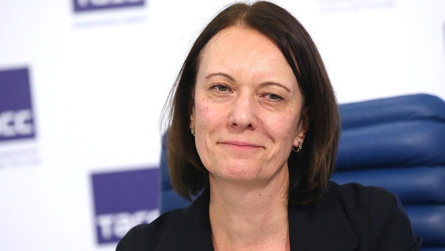 Экс-глава департамента фармацевтической промышленности Минпромторга России Ольга Колотилова