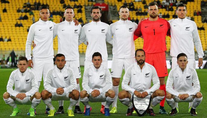 Сборная Новой Зеландии по футболу