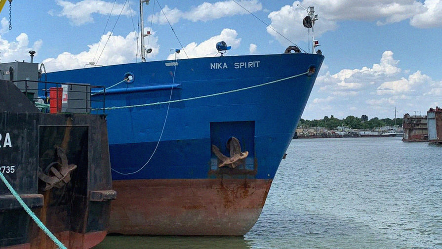 «Это пиратство»: зачем Украина захватила российский танкер