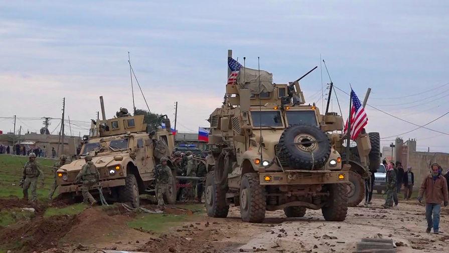 В США опровергли сообщения об обстреле своих военных в Сирии