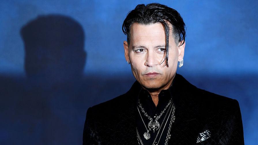 Джонни Депп пожаловался на бойкот от Голливуда - Газета.Ru | Новости