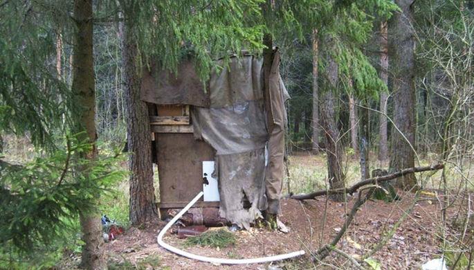 СК проверит проживание мальчика с отцом в хижине в лесу Подмосковья
