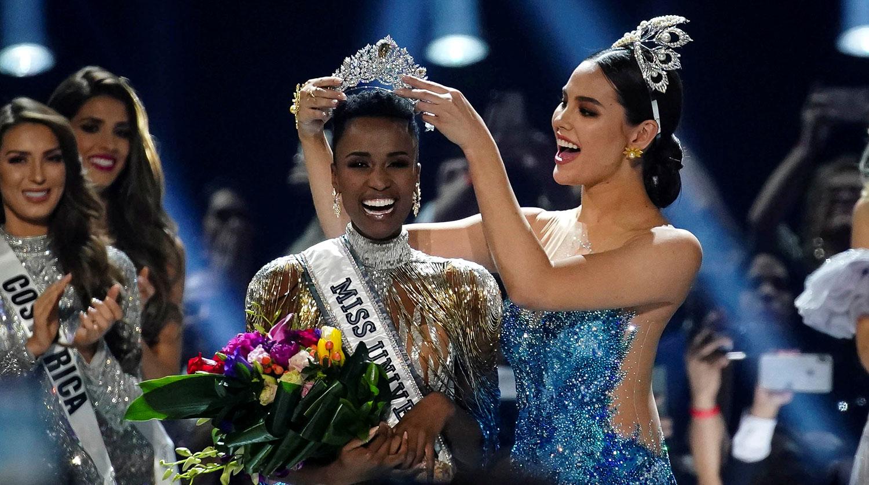 Победительницей «Мисс Вселенная-2019» стала девушка из ЮАР
