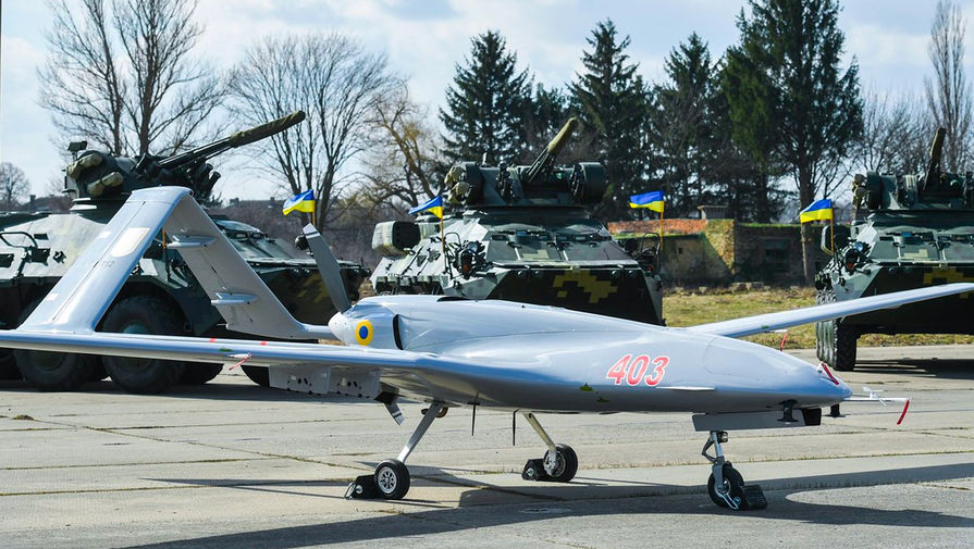 «Можем и России продать»: в Турции рассказали о дронах для Украины