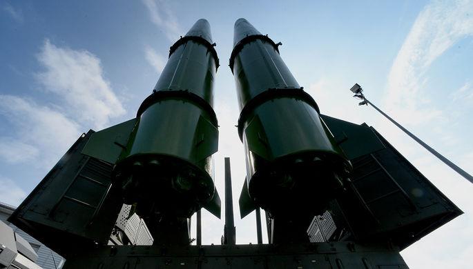 Ракетный комплекс «Искандер-М»