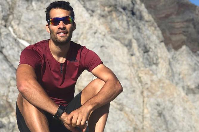 Мартен Фуркад во время отдыха, 2018 год