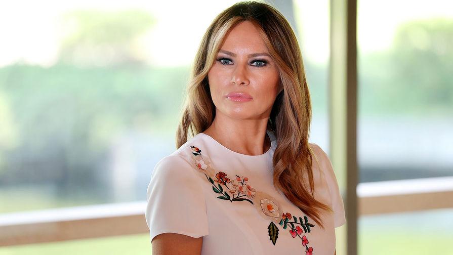 Ошибки первой леди: чего боится Меланья Трамп
