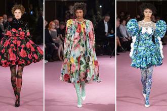 Побег от реальности: как прошла Неделя моды в Лондоне