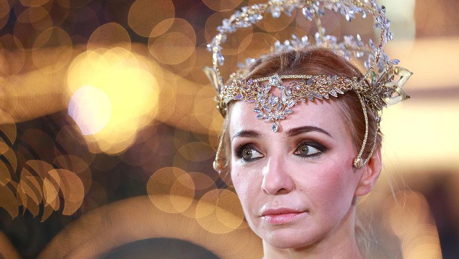 Фигуристка Татьяна Навка