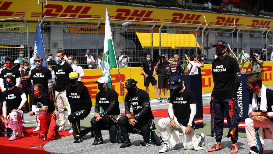 Хэмилтон выиграл гонка на Гран-при Штирии, Квят - 10-й