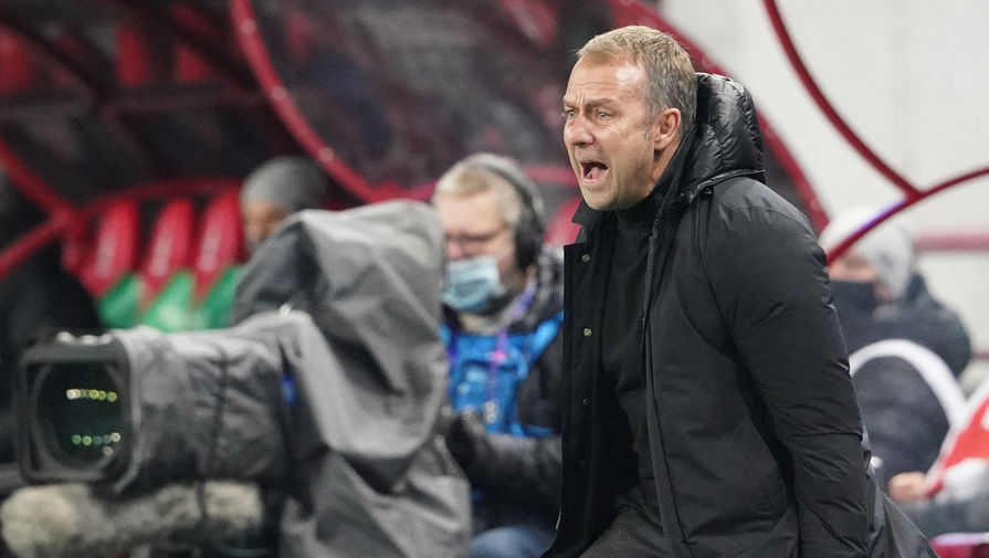 Тренер Баварии Флик остался недоволен пропущенным голом от Лацио