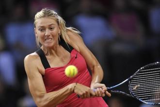 Мария Шарапова вышла в финал турнира в Штутгарте