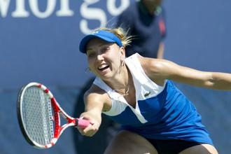 Елена Веснина добилась-таки первого серьезного титула в карьере