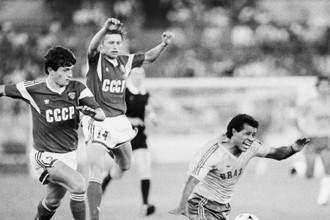 Олимпиада 1988 года в Сеуле стала триумфом советских спортсменов