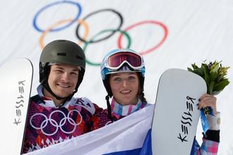 Алена Заварзина и Вик Уайлд скоро смогут вместе выигрывать медали в сноуборде