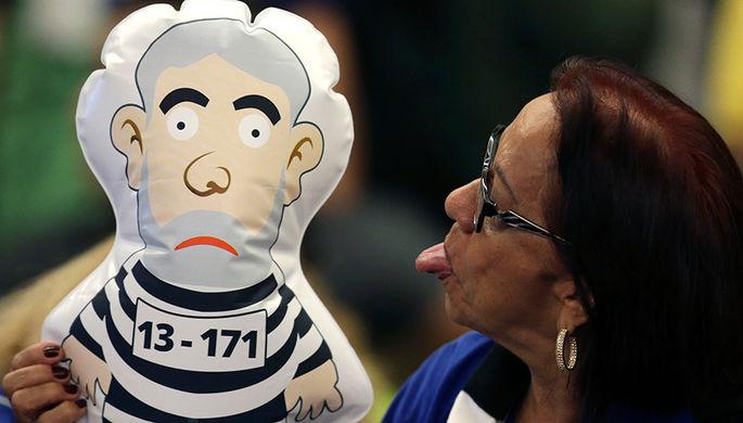 Лула да Силва до коррупционного скандала был самым популярным политиком Бразилии. Многие эксперты...