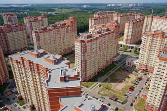 Микрорайон в Новой Москве