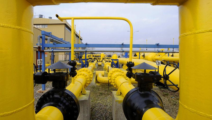 Газпром не стал бронировать мощности для транзита через Украину на октябрь