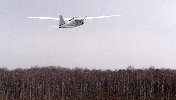 За время операции в Сирии были потеряны несколько беспилотников «Орлан-10» и...