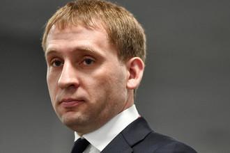 Министр по развитию Дальнего Востока Александр Козлов (сменил на посту Александра Галушку)