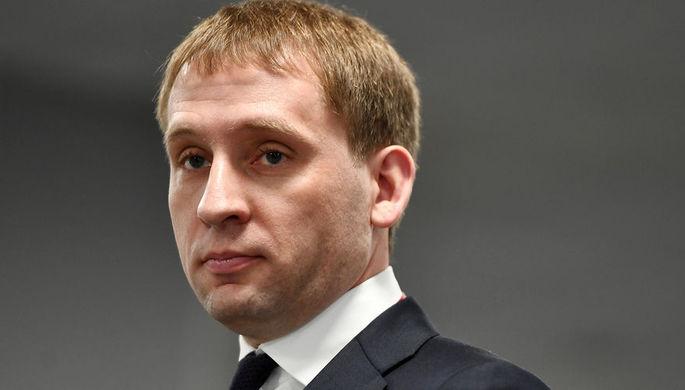 Министр по развитию Дальнего Востока Александр Козлов (сменил на посту