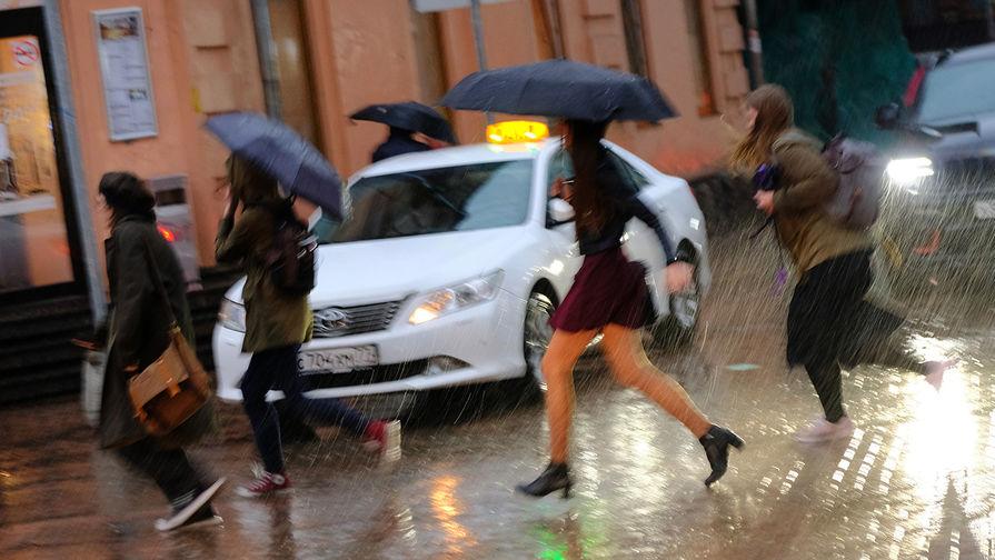 МЧС экстренно предупредило о дожде и сильном ветре в Москве