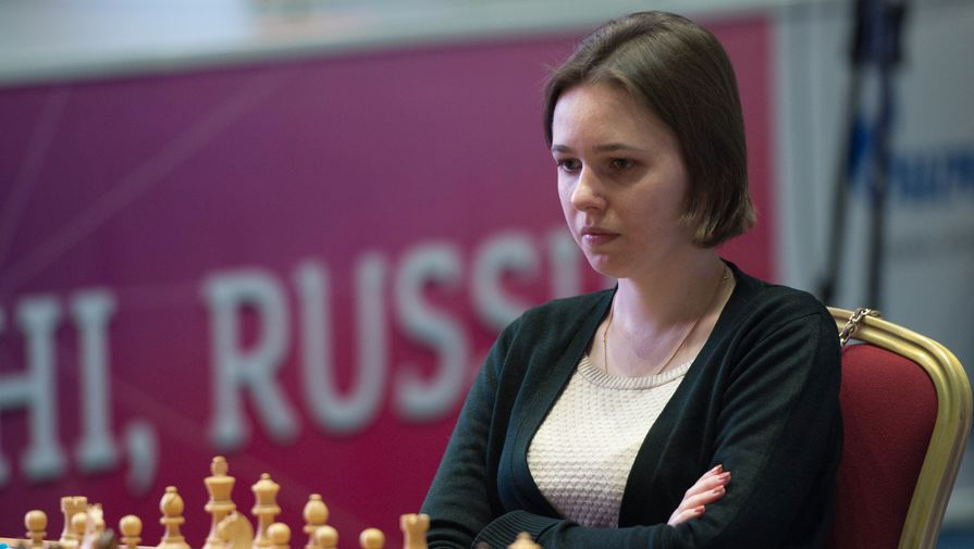 Украинская шахматистка Мария Музычук