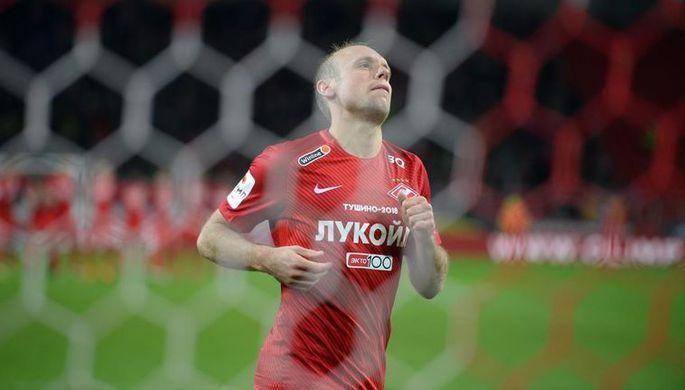 Игрок «Оренбурга» Даниэль Мишкич