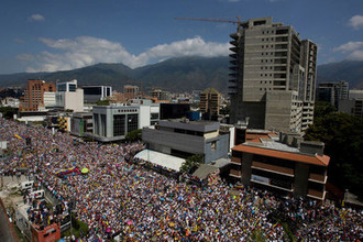 Ситуация в Каракасе, Венесуэла, 2 февраля 2019 года