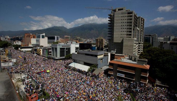 МИД ответил на сообщение о военной помощи Каракасу