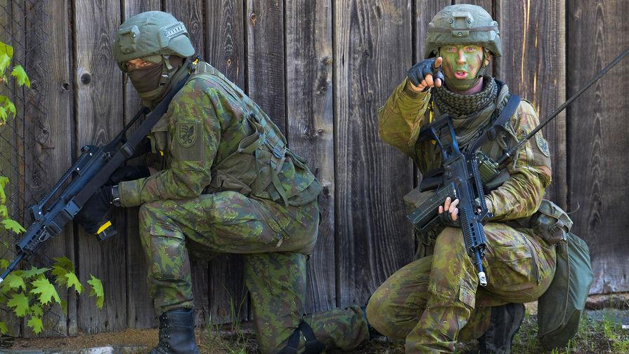 «Весенний шторм»: новые учения НАТО у российских границ
