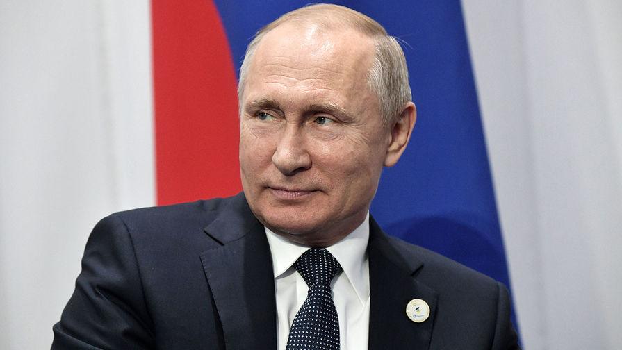 """Путин рассказал о """"боях без правил"""" в международной торговле"""