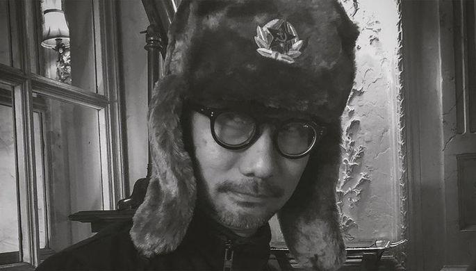 Хидэо Кодзима в Москве, октябрь 2019 года