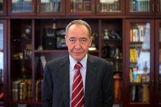 Генеральный директор «Газпром-медиа» Михаил Лесин, 2013 год