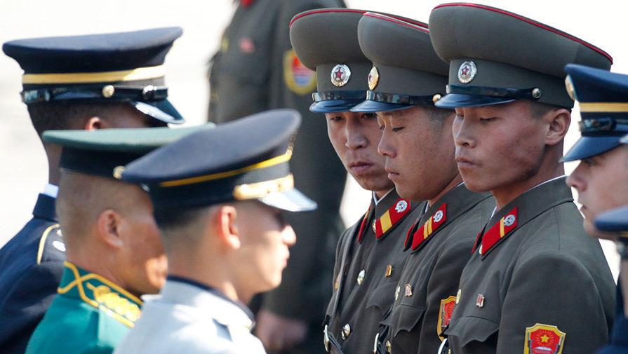 Южная Корея заявила, что КНДР РЅРµ отвечает РЅР°РёС… Р·РІРѕРЅРєРё