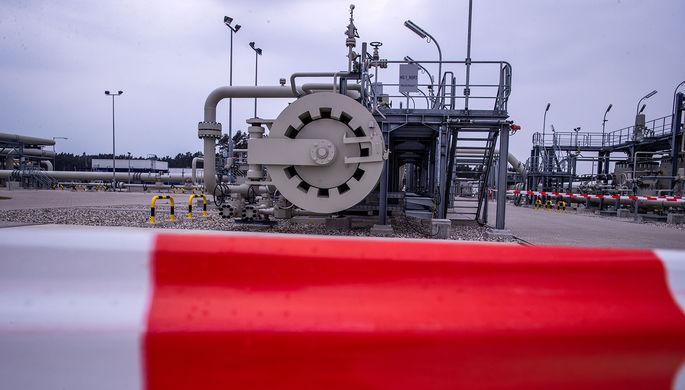Строительство «Северного потока- 2» приостановлено из-за иска экологов