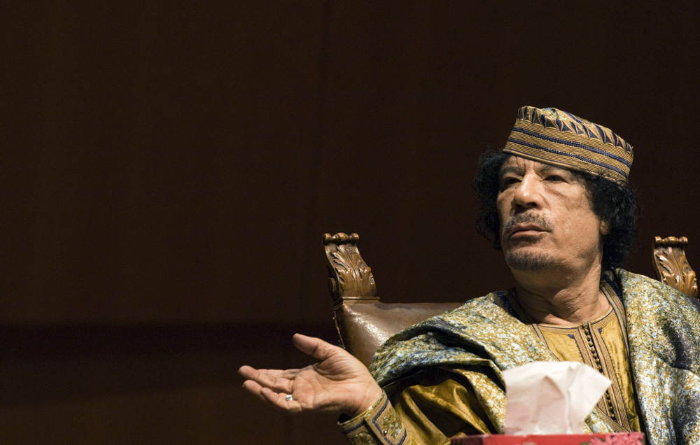 qaddafi libya In all likelihood, qaddafi ordered the bombing of pan am flight 103 in august 2003, libya agreed to pay $27 billion to families of the 270 killed on board flight 103 when it exploded in december 1988 over lockerbie, scotland.