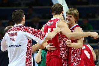 Российские баскетболисты начнут бороться за олимпийские медали в Венесуэле