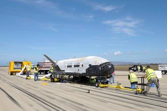 Экспериментальный беспилотный орбитальный самолёт Boeing X-37B