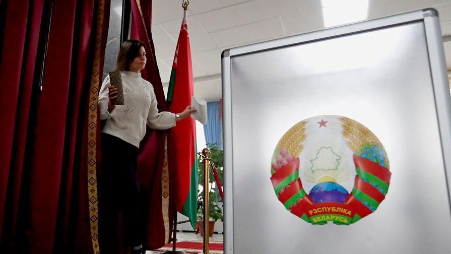 Досрочное голосование на президентских выборах началось в Белоруссии