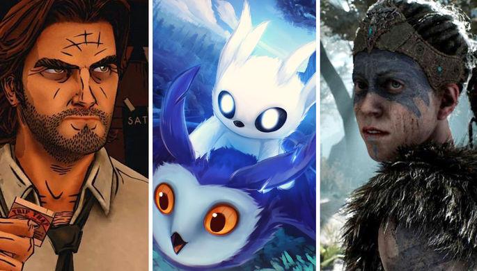 Не Кодзимой единым: важные моментыGame Awards
