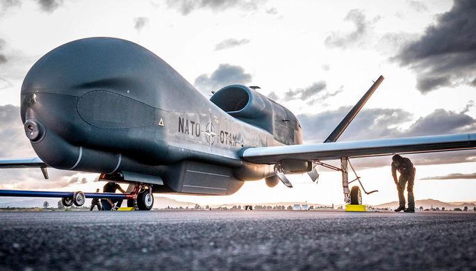 RQ-4 Global Hawk Block 40