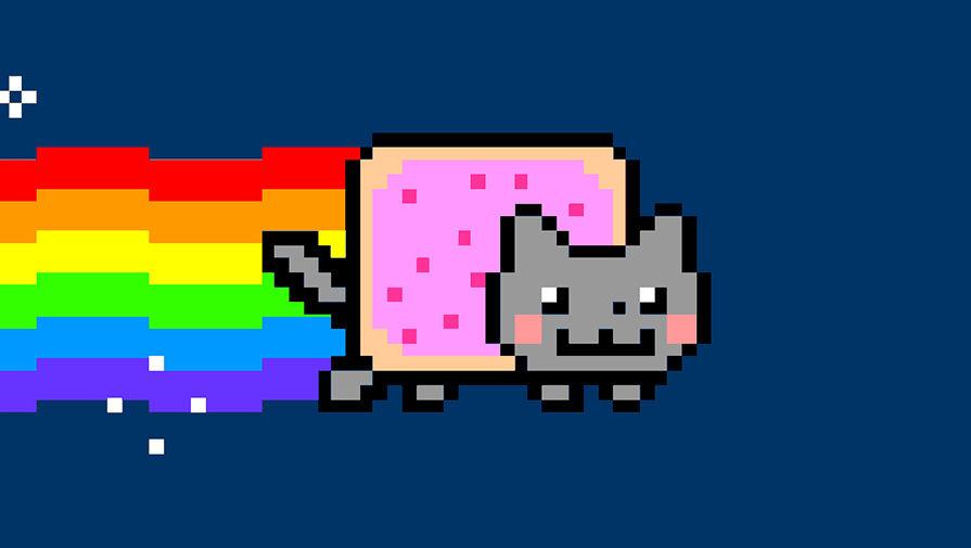 Мем Nyan Cat выставлен на аукционе за $25 тыс.