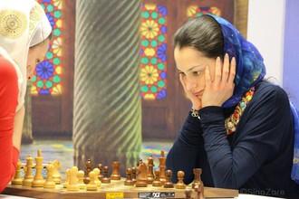 Россиянка Александра Костенюк проиграла украинке Анне Музычук на стадии полуфинала чемпионата мира по шахматам среди женщин