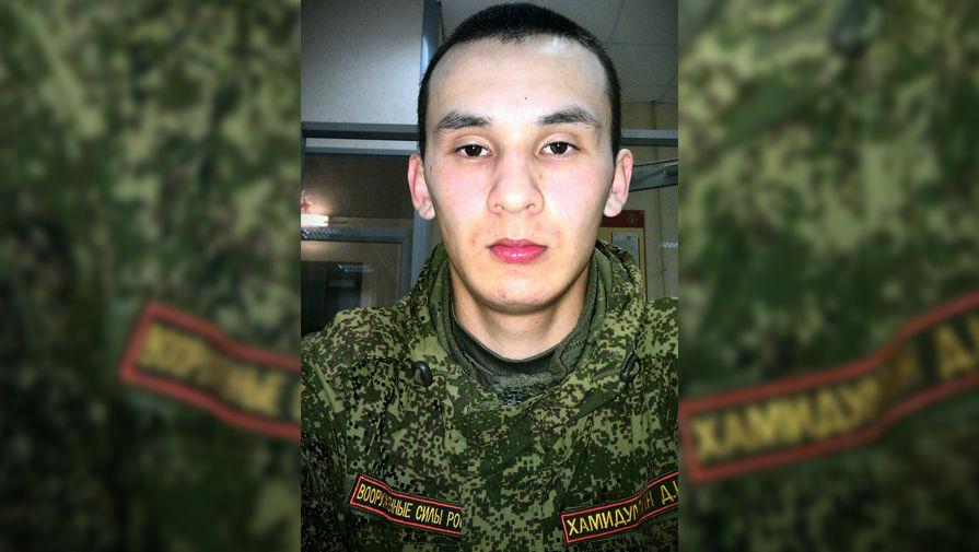 Денис Хамидуллин