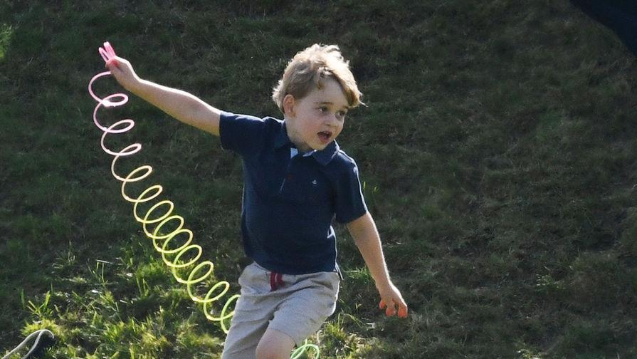 Великобритания отмечает день рождения правнука Елизаветы II