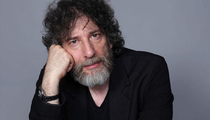 Писатель Нил Гейман, 2018 год